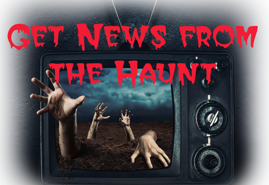 Get the Haunted House Email Newsletter